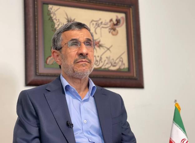 دکتر احمدینژاد: اگر كسي خيال كند كه با كنار گذاشتن مردم وضع كشور درست مي شود، اين القاي شيطان است + فیلم