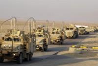 قاچاق 45 کامیون حامل گندم و نفت سوریه توسط آمریکا