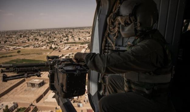 پیام شدیداللحن آمریکا به شخصیتهای عراقی: پاسخ نظامی ما نزدیک است