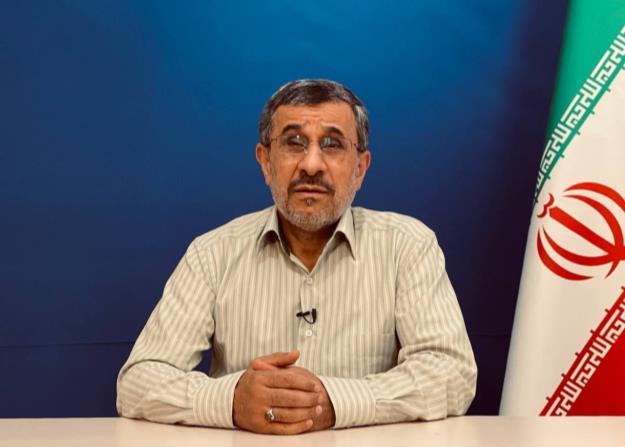 پیام دکتر احمدی نژاد پیرامون تحولات جاری در افغانستان + فیلم