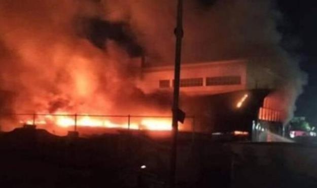افزایش کشتههای آتشسوزی بیمارستان عراق؛ چند مسئول بازداشت شدند