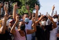 نرمش دولت کوبا در برابر معترضان؛ واردات مواد غذایی و دارو تسهیل شد