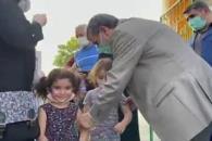 دوتا فرشته! /آقای احمدینژاد اوضاع کی درست میشود؟!