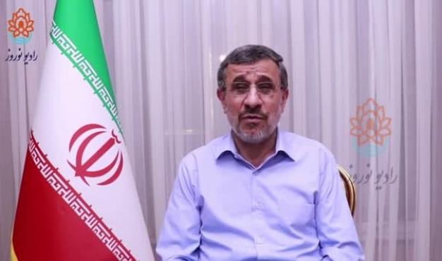 دکتر احمدینژاد در گفتگو با رادیو نوروز افغانستان: انتخابات آزاد برگزار و طالبان هم کاندیدا شوند + فیلم