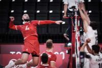 کانادا نوار پیروزیهای والیبال ایران را پاره کرد