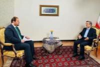 متن کامل گفتگوی دکتر احمدی نژاد با شبکه تلویزیونی الرشید عراق + فیلم