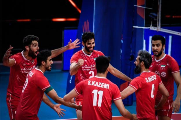 برنامه مسابقات والیبال ایران در قهرمانی جهان مشخص شد