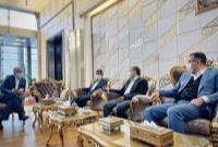 دکتر احمدینژاد تهران را به مقصد دوبی ترک کرد + فیلم و تصاویر