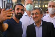 ابراز محبت مردم کشورهای مختلف در نمایشگاه اکسپو ۲۰۲۰ به دکتر احمدینژاد