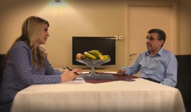 دکتر احمدینژاد در مصاحبه با ایندیپندنت فارسی: هیچ جنگی در منطقه، برندهای نخواهد داشت + فیلم