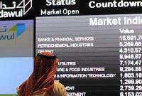 شاخص بورس عربستان سقوط کرد