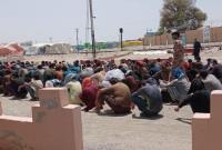 ۲۰۰ مهاجر غیرقانونی پاکستان در مرزهای ایران بازداشت شدند