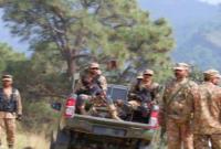 حمله انتحاری به نیروهای ارتش در وزیرستان پاکستان