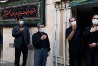 عزاداری ظهر عاشورا در میدان ۷۲ نارمک با حضور دکتر احمدی نژاد + فیلم و تصاویر