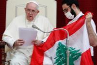 پاپ: لبنان در خطر است