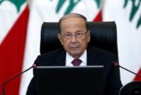میشل عون از واشنگتن درباره تحریمهای جدید علیه لبنان توضیح خواست