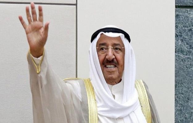 کویت وضعیت سلامت امیر این کشور را پایدار اعلام کرد