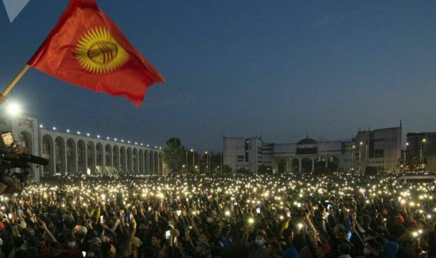 نخستوزیر قرقیزستان استعفا داد