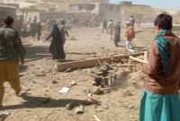 انفجار مهیب در مرکز افغانستان 12 کشته و دهها زخمی برجای گذاشت