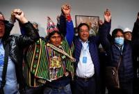 نامزد نزدیک به مورالس برنده احتمالی انتخابات ریاست جمهوری بولیوی