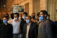 این حرف همه مردم ایرانه، یا احمدی یا هیچ احدی...