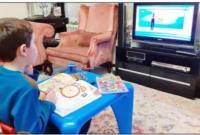 جدول زمانی آموزش تلویزیونی دانشآموزان جمعه ۹ آبان