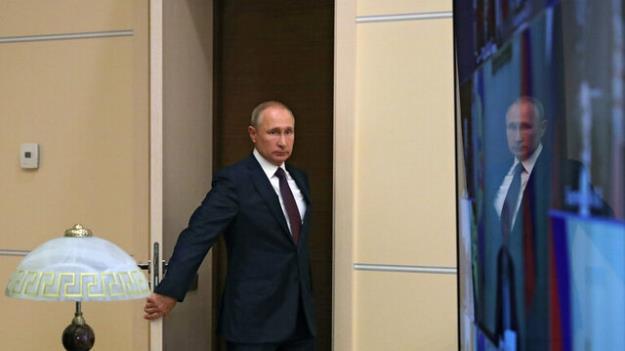 پوتین: وضعیت نهایی قرهباغ هنوز مشخص نیست