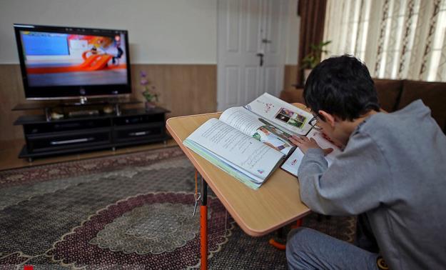 جدول زمانی آموزش تلویزیونی چهارشنبه ۲۸ آبان