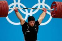 طلای المپیک بعد از ۸ سال به وزنهبردار ایرانی رسید