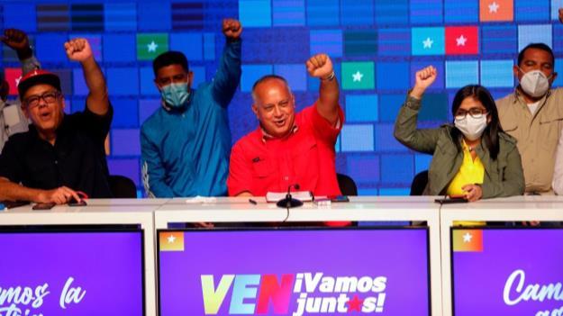 متحدان مادورو 91 درصد کرسیهای مجلس ونزوئلا را کسب کردند