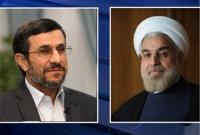دعوت دکتر احمدینژاد از حسن روحانی برای مناظره تلویزیونی