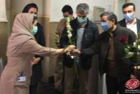 قدردانی دکتر احمدینژاد از زحمات پرستاران