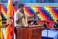 مورالس درباره برنامه ریزی کودتایی دیگر در بولیوی هشدار داد