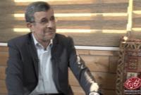 دکتر احمدینژاد: الان پول چاپ نمی كنند، صفرهای حساب ها را زياد می كنند!