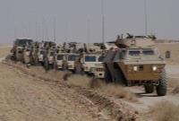 رسانه عراقی: کاروان حامل ۲۰۰ خودرو وارد پایگاه عین الاسد شد