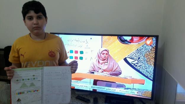 جدول زمانی آموزش تلویزیونی دانشآموزان دوشنبه ۲۲ دی