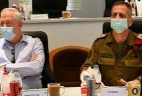 دستور وزیر جنگ صهیونیستی برای بمباران لبنان در صورت انتقام حزبالله
