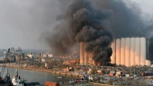 هیروشیما در بندر بیروت به روایت تصویر