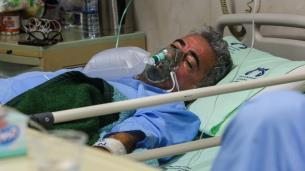 وضعیت بیمارستان کامکار قم