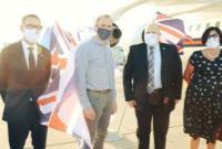 سفر وزیر خارجه انگلیس به سرزمینهای اشغالی