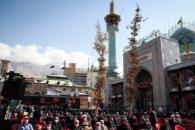 مراسم تشییع پیکر مرحوم حجت الاسلام روح الله حسینیان