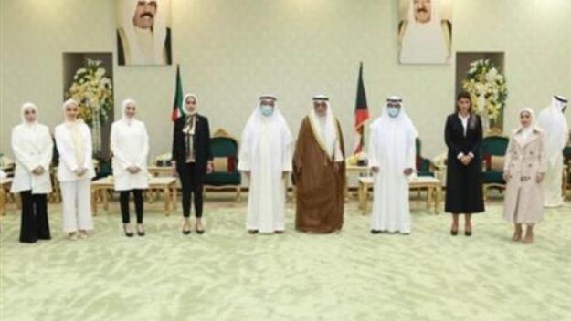 قضات زن کویتی برای نخستین بار آغاز به کار کردند