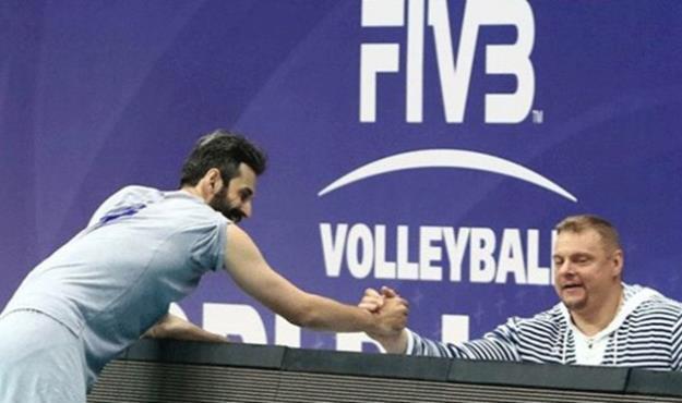 توافق نهایی والیبال ایران با آلکنو/ مربی روسی روی نیمکت تیم ملی؟