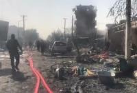 حمله به کاروان معاون اول رئیسجمهور افغانستان در کابل/ ۱۲ نفر کشته شدند