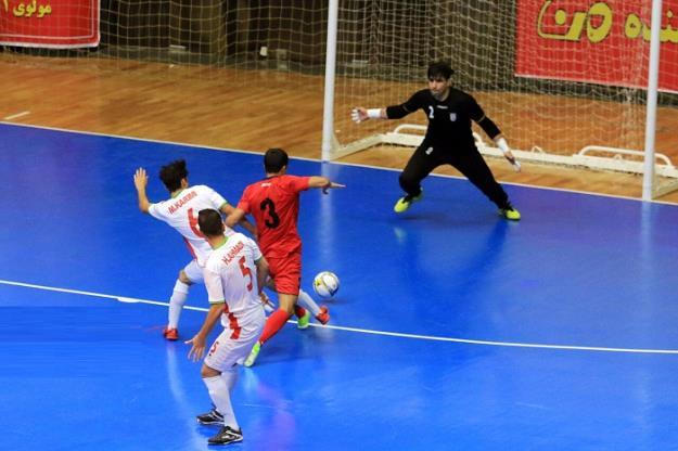 تاریخ دیدارهای تیم ملی فوتسال ایران در جام ملتهای آسیا مشخص شد