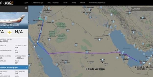 اعلام رسمی پروازهای مستقیم از تلآویو به کشورهای عربی خلیج فارس