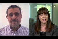 متن مصاحبه دکتر احمدینژاد با بخش انگلیسی رادیو اروپای آزاد