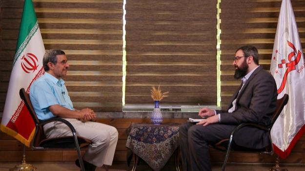 متن کامل مصاحبه اعتمادآنلاین با دکتر احمدی نژاد + فیلم