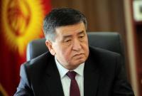 رییس جمهوری قرقیزستان برای کنارهگیری از قدرت اعلام آمادگی کرد