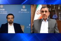 متن کامل مصاحبه دکتر مهمت کوچ از انجمن مطالعات ایران در ترکیه با دکتر احمدی نژاد + فیلم